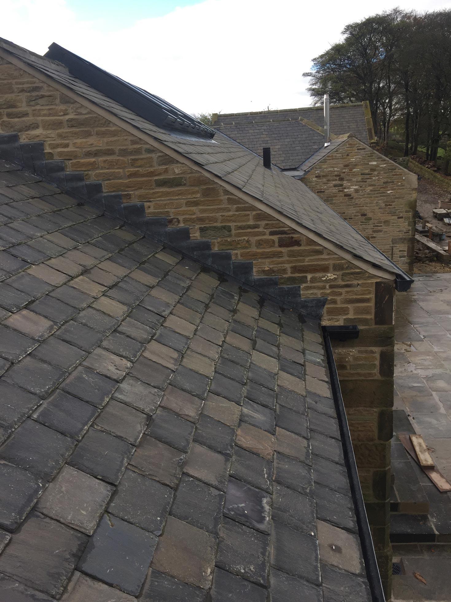 Reroofs MJB Roofing