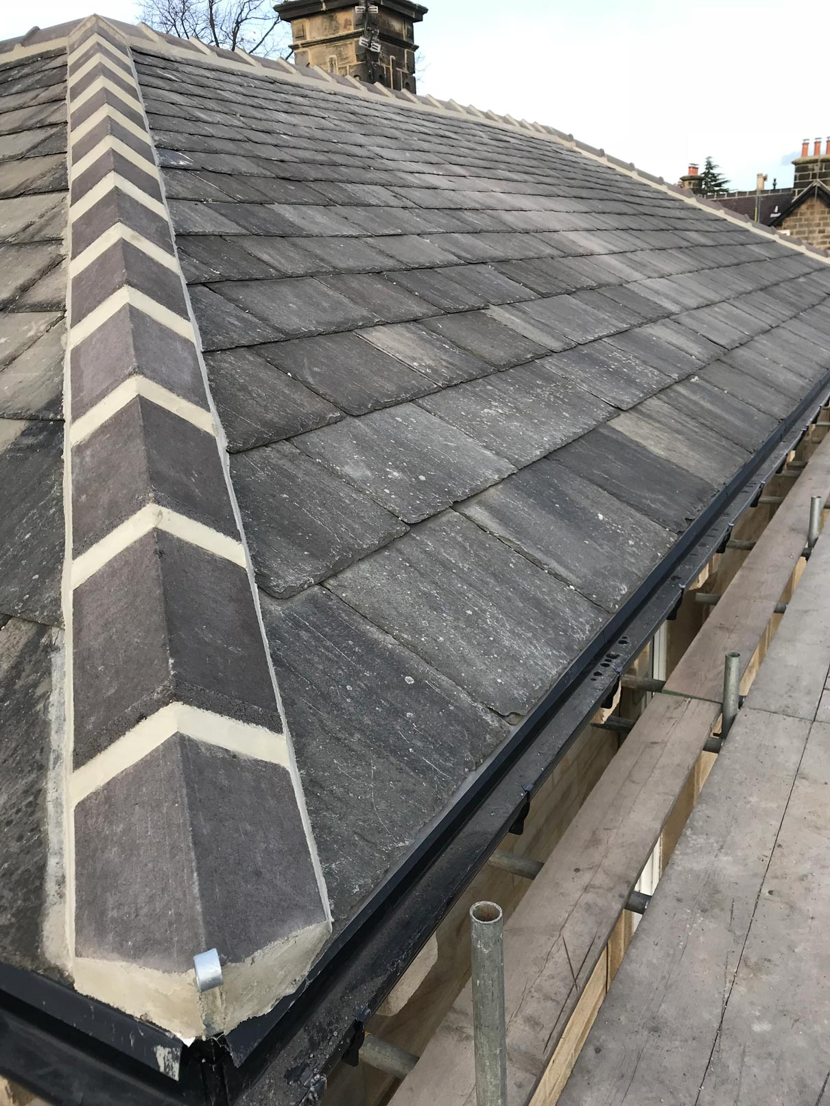 Flat Roofing MJB Roofing